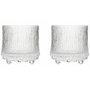 iittala Ultima Thule 28cl / 88mm D.O.F On The Rocks set of 2