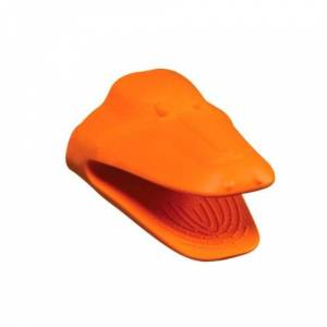 Premier Housewares Crocodile Oven Mitt - Orange