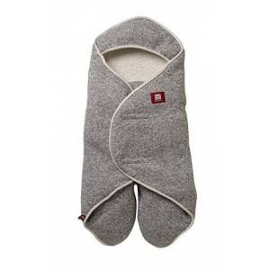 Red Castle Blanket BabyNomade Gris Chine/White 0-6Months