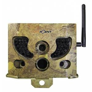 SpyPoint Metal Housing SB-T Cameras with 38 LEDs (Tiny Series) Wildlife Surveillance Camera Accessories, Camo, S