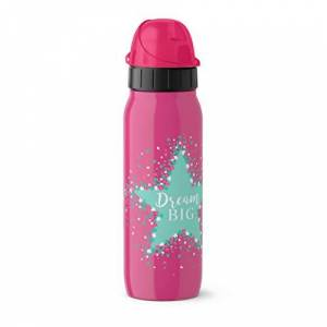 Emsa Drink2go Stars Pattern iso2go Thermos Flask0.5L