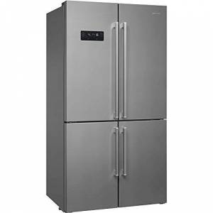 Smeg FQ60X2PEAI American Fridge Freezer - Stainless Steel