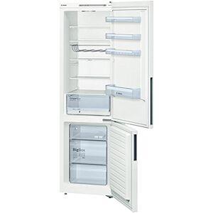 Bosch - KGV39VW32G - freestanding - 342 litres - A++ - white fridge-freezer - fridge-freezers (freestanding, white, up-right, LED, glass, VDE)