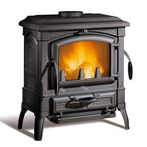 La Nordica-Extraflame La Nordica Fire Wooden Stove Isetta Evo 7,7 Kw