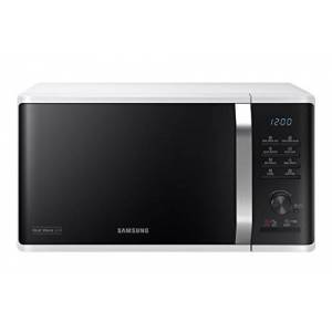 SAMSUNG MG23K3575AW Microwave Grill, 800W Power, 23 Litre, White