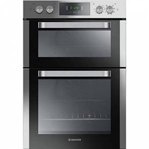 Hoover HO9D337IN 900mm Built-in Double Electric Oven Class A S\/Steel