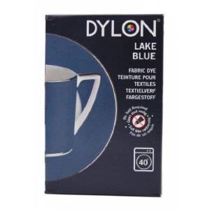 Dylon Lake Blue Machine Dye-Limited Edition (Sold by Pearls Drycleaners Ltd)