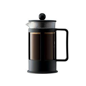 BODUM Kenya 3 Cup French Press Coffee Maker, Black, 0.35 l, 12 oz