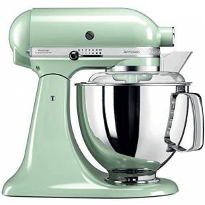 KitchenAid - Artisan Mixer - Pistachio - 4.8 Litre with All Attachments