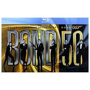 007 James Bond: Pełna Kolekcja 23 filmy [BOX] [23xBlu-Ray] (No English version)