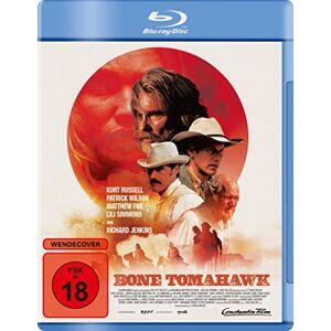 KURT RUSSELL,PATRICK WILSON,LILI SIMMONS - BONE TOMAHAWK (1 Blu-ray)
