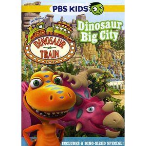 Ditr605 Dinosaur Train: Dinosaur Big City [DVD] [Region 1] [US Import] [NTSC]
