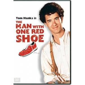 024543117377 Man With One Red Shoe [DVD] [Region 1] [US Import] [NTSC]