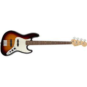 Fender Player PF Jazz Bass Guitar - 3 Colour Sunburst