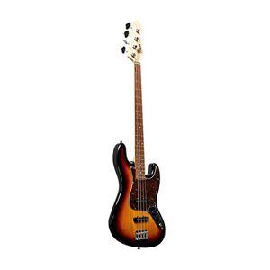 Tokai Bass Guitar Jazz Sound, Yellow Sunburst AJB58 YS