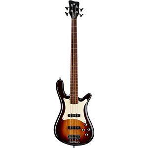Warwick German Streamer CV Electric Bass Vintage Sunburst Stain High Polish