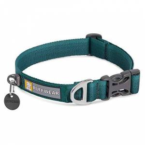 RUFFWEAR Front Range Dog Collar, Durable and Comfortable Collar for Everyday Use