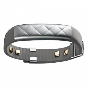 Jawbone UP3 - activity tracker - silver cross