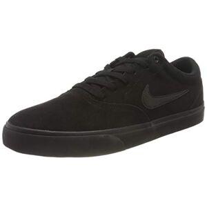 Nike Unisex Sb Charge Suede Running Shoe, Black, 10 Uk