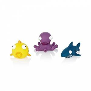 Speedo Kids' Sea Squad Squirty Toys - Multi-Coloured, One Size