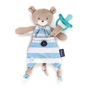 Chicco 000801220000 Pocket Friend, Boy (Bear), Blue