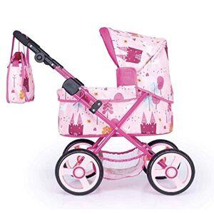 Cosatto Leightweight Pink Childrens Dolls Pram