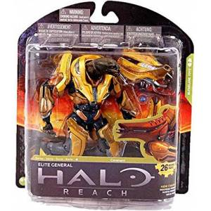 Halo Reach Mcfarlane Toys Series 4 Action Figure Elite General