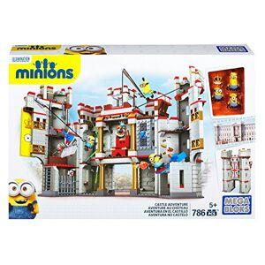 Mega Bloks Construx Mega Bloks Minions Castle Adventure Building Set