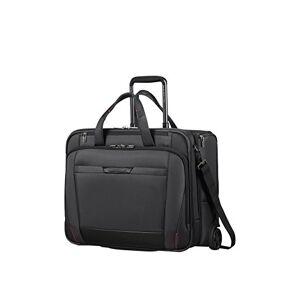 Samsonite Pro-DLX 5 - 17.3 Inch Laptop Roller Case with 2 Wheels, 48.5 cm, 37.5 Litre, Black