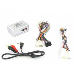 Connects2 CTVTYX002 Toyota Avensis, Corolla, Yaris OEM Aux Input Adaptor Interface