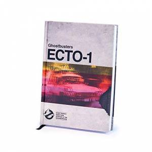 The Coop Ghostbusters ECTO-1 VHS Hardcover Journal