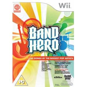 Activision Band Hero - Game Only (Wii)