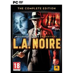 Take2 L.A. Noire -AT Complete Edition [German Version]