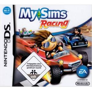 Nintendo DS MySims Racing