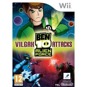 Namco Bandai Ben 10 Alien Force: Vilgax Attacks (Wii)