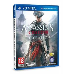 Sony Assassins Creed III: Liberation [Spanish Import]