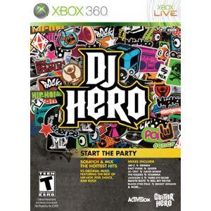 Activision Classics DJ Hero 1 / Game