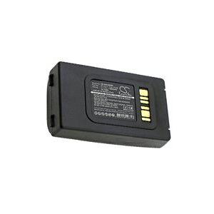 DataLogic Skorpio X3 battery (6800 mAh, Black)