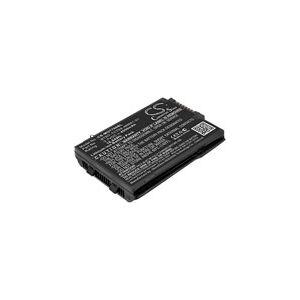 Zebra TC75 battery (4550 mAh, Black)
