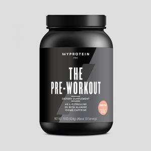 Myprotein THE Pre-Workout™ - 30servings - Guava Pear