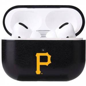 """""""Fan Brander"""""" """"""Pittsburgh Pirates Air Pod Pro Primary Logo Leatherette Case"""""""