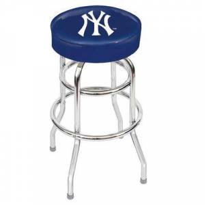 "Imperial """"""New York Yankees Bar Stool"""""""