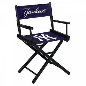"Imperial """"""New York Yankees Table-Height Directors Chair"""""""