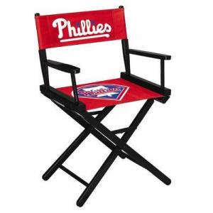 """Imperial """"""""""""Philadelphia Phillies Table-Height Directors Chair"""""""""""""""