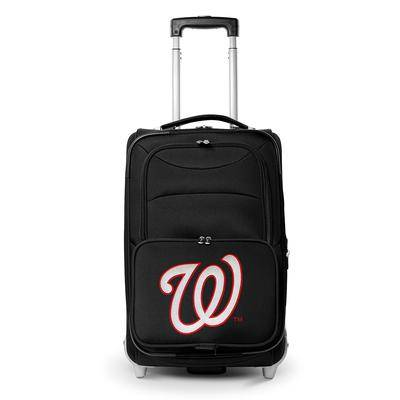 """""""""""""""mojo licensing"""""""""""" """"""""""""Washington Nationals 21"""""""" Rolling Carry-On Suitcase"""""""""""""""