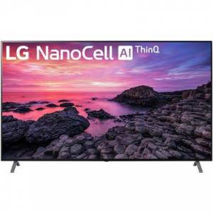 "LG NANO90 75"""" Class HDR 4K UHD Smart NanoCell IPS LED TV"""
