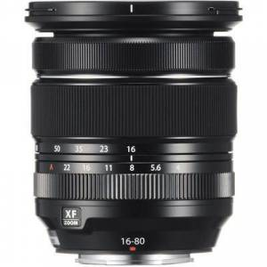 Fuji XF 16-80mm f/4 R OIS WR Lens