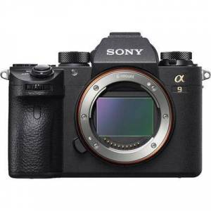 Sony A9 ILCE-9 24.2 MP Mirrorless Ultra HD 4K - Black - Body Only