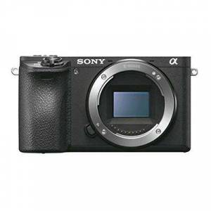 Sony Alpha a6500 Mirrorless with 16-50mm Lens