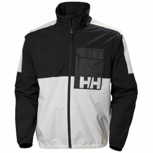 Helly Hansen Pc Rain Jacket Mens Black L